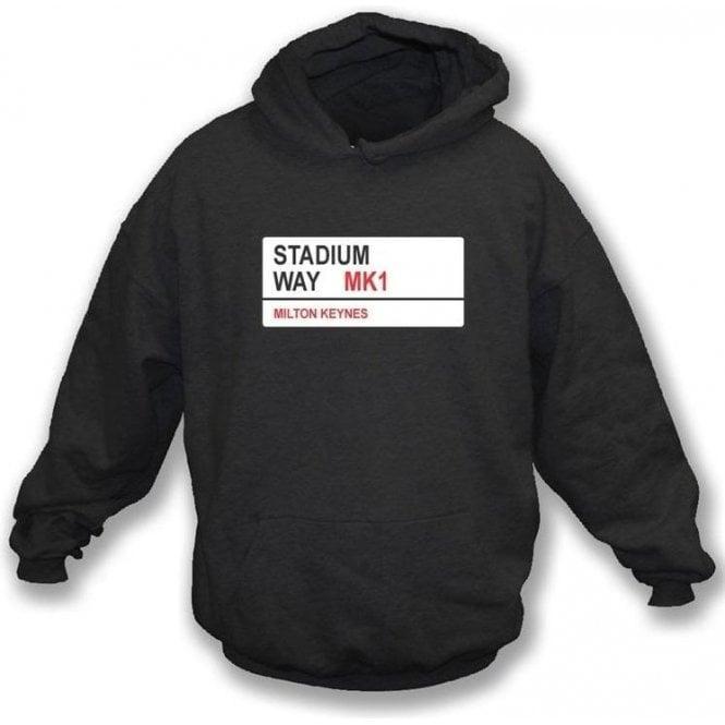 Stadium Way MK1 Hooded Sweatshirt (MK Dons)