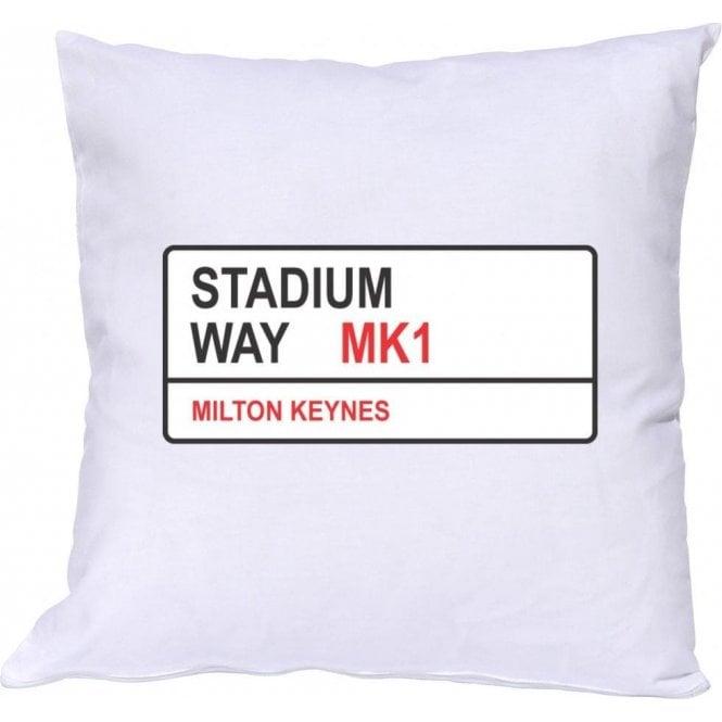 Stadium Way MK1 (MK Dons) Cushion