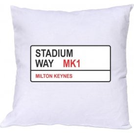 Stadium Way MK1 (MK Dons) Cushion
