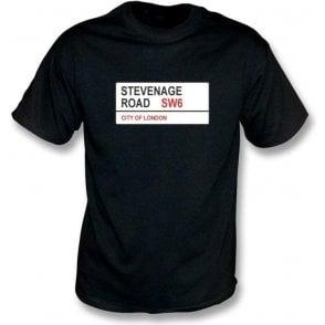 Stevenage Road SW6 T-Shirt (Fulham)