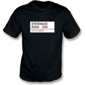 Stevenage Road SW6 T-Shirt (Fulham)