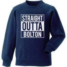 Straight Outta Bolton Sweatshirt