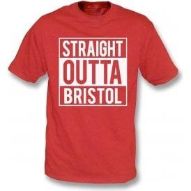 Straight Outta Bristol (City) T-Shirt