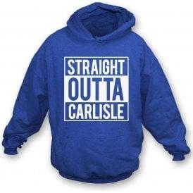 Straight Outta Carlisle Hooded Sweatshirt