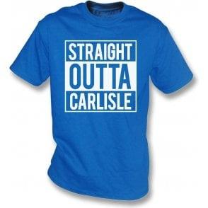 Straight Outta Carlisle T-Shirt