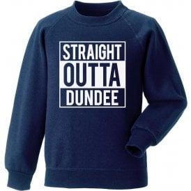 Straight Outta Dundee Sweatshirt