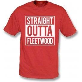 Straight Outta Fleetwood T-Shirt