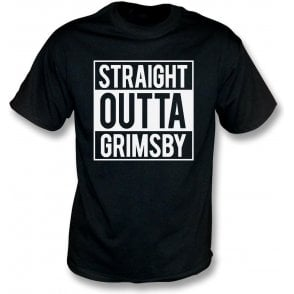 Straight Outta Grimsby Kids T-Shirt