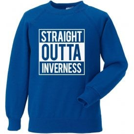 Straight Outta Inverness Sweatshirt