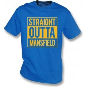 Straight Outta Mansfield T-Shirt