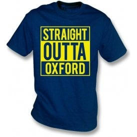 Straight Outta Oxford T-Shirt