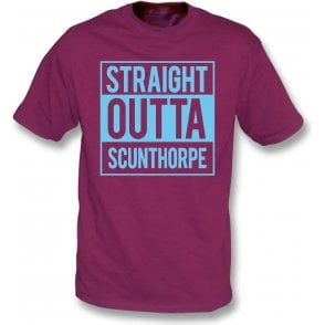 Straight Outta Scunthorpe T-Shirt
