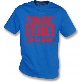 Straight Outta South London (Crystal Palace) T-Shirt
