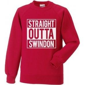 Straight Outta Swindon Sweatshirt