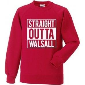Straight Outta Walsall Sweatshirt