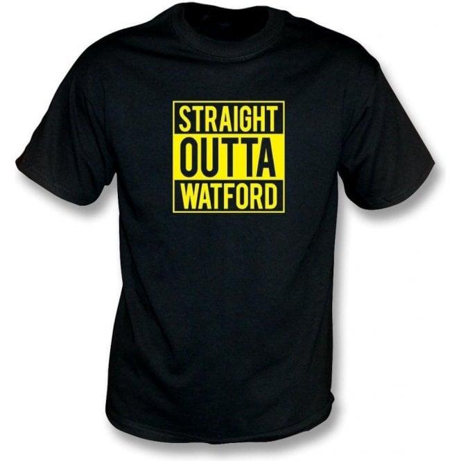 Straight Outta Watford T-Shirt