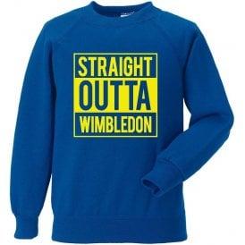 Straight Outta Wimbledon Sweatshirt