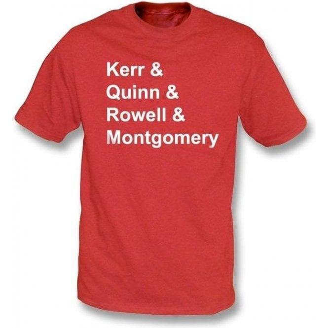 Sunderland Legends t-shirt