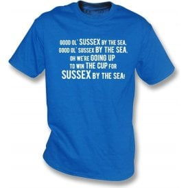 Sussex By The Sea Kids T-Shirt