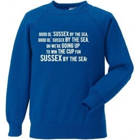 Sussex By The Sea Sweatshirt