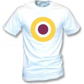 Sutton United Classic Mod Target Kids T-Shirt
