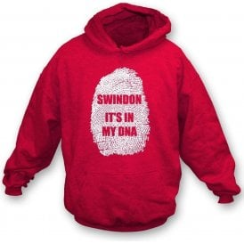 Swindon - It's In My DNA Kids Hooded Sweatshirt