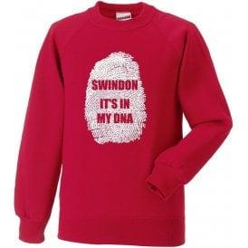 Swindon - It's In My DNA Sweatshirt