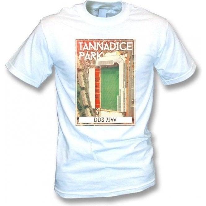 Tannadice Park DD3 7JW (Dundee United) T-Shirt