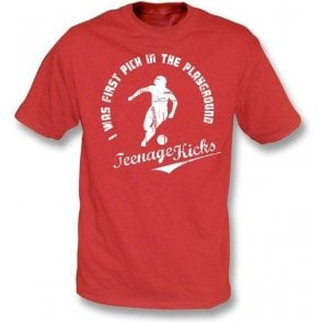 Teenage Kicks t-shirt