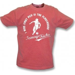 Teenage Kicks vintage wash t-shirt