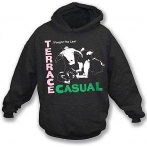 Terrace Casual hooded sweatshirt