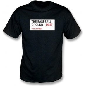 The Baseball Ground DE23 (Derby County) T-Shirt