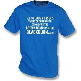 The Blackburn Aces Kids T-Shirt