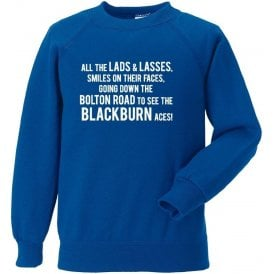 The Blackburn Aces Sweatshirt