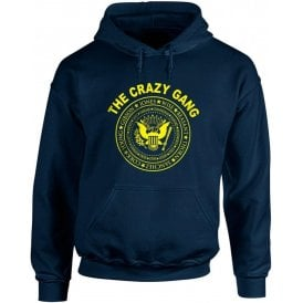 The Crazy Gang (Wimbledon FC) Hooded Sweatshirt