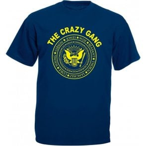 The Crazy Gang (Wimbledon FC) T-Shirt