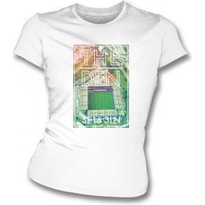 The Den SE16 3LN (Millwall) Women's Slim Fit T-shirt