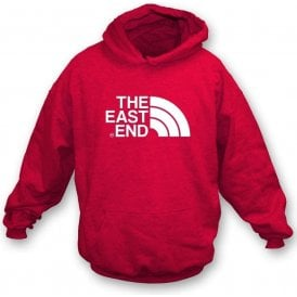 The East End (Leyton Orient) Kids Hooded Sweatshirt