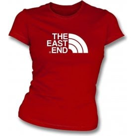 The East End (Leyton Orient) Womens Slim Fit T-Shirt