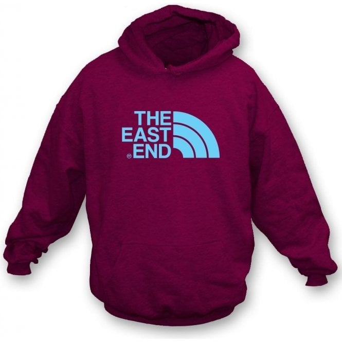 The East End (West Ham) Hooded Sweatshirt
