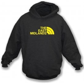 The East Midlands (Burton Albion) Kids Hooded Sweatshirt