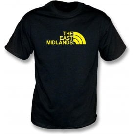 The East Midlands (Burton Albion) T-Shirt