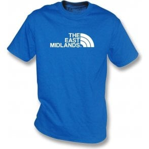The East Midlands (Chesterfield) T-Shirt