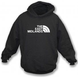 The East Midlands (Derby County) Kids Hooded Sweatshirt