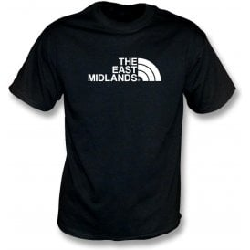 The East Midlands (Derby County) T-Shirt