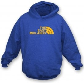 The East Midlands (Mansfield Town) Kids Hooded Sweatshirt