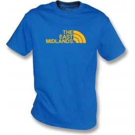 The East Midlands (Mansfield Town) Kids T-Shirt