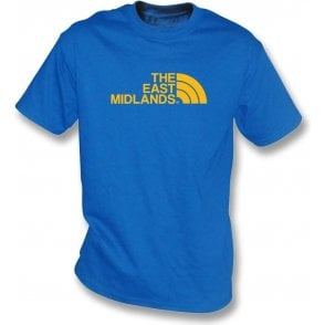 The East Midlands (Mansfield Town) T-Shirt