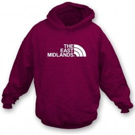 The East Midlands (Northampton Town) Hooded Sweatshirt