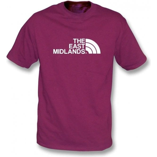 The East Midlands (Northampton Town) Kids T-Shirt